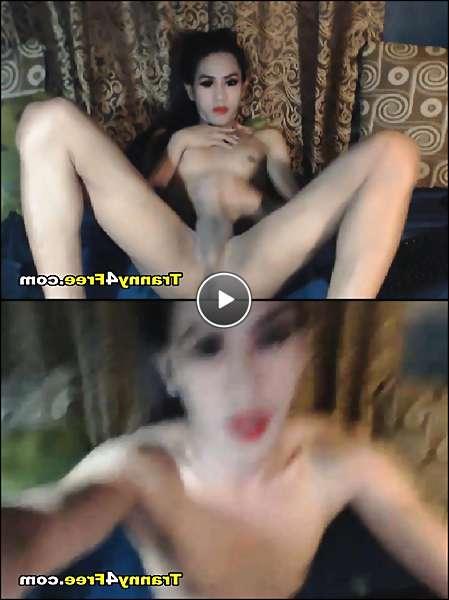 webcam tranny sex video